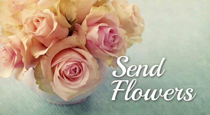 Send Floral Tributes to Family